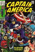 Captain America (1968 1st Series) 112