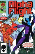 Alpha Flight (1983 1st Series) 21
