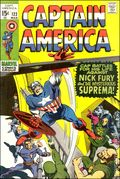 Captain America (1968 1st Series) 123
