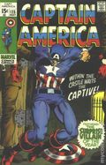 Captain America (1968 1st Series) 125