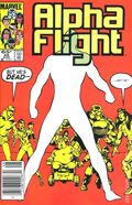 Alpha Flight (1983 1st Series) 25
