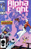 Alpha Flight (1983 1st Series) 32