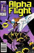 Alpha Flight (1983 1st Series) 47