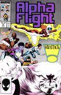 Alpha Flight (1983 1st Series) 48