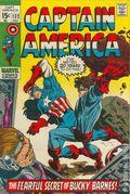 Captain America (1968 1st Series) 132