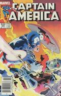Captain America (1968 1st Series) 287
