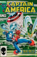 Captain America (1968 1st Series) 302