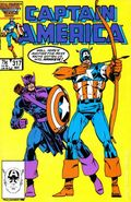 Captain America (1968 1st Series) 317