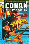 Conan the Barbarian (1970 Marvel) 5