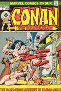 Conan the Barbarian (1970 Marvel) 25