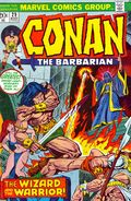 Conan the Barbarian (1970 Marvel) 29