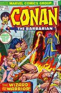 Conan the Barbarian (1970 Marvel) 29