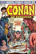 Conan the Barbarian (1970 Marvel) 33