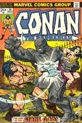 Conan the Barbarian (1970 Marvel) 36