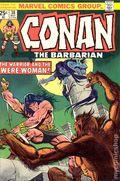 Conan the Barbarian (1970 Marvel) 38