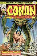 Conan the Barbarian (1970 Marvel) 43