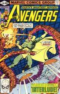 Avengers (1963 1st Series) 194