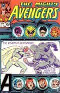 Avengers (1963 1st Series) 253