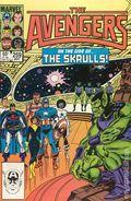 Avengers (1963 1st Series) 259