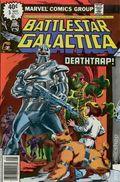 Battlestar Galactica (1979 Marvel) 3