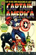 Captain America (1968 1st Series) 100