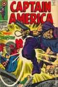 Captain America (1968 1st Series) 108