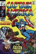 Captain America (1968 1st Series) 126