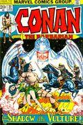 Conan the Barbarian (1970 Marvel) 22