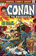 Conan the Barbarian (1970 Marvel) 26