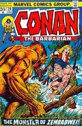 Conan the Barbarian (1970 Marvel) 28
