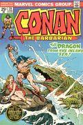 Conan the Barbarian (1970 Marvel) 39
