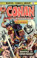 Conan the Barbarian (1970 Marvel) 48