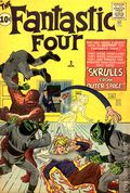 Fantastic Four (1961 1st Series) 2