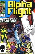 Alpha Flight (1983 1st Series) 26