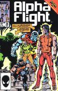 Alpha Flight (1983 1st Series) 28