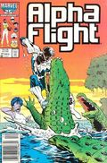 Alpha Flight (1983 1st Series) 41