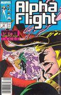 Alpha Flight (1983 1st Series) 50