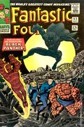 Fantastic Four (1961 1st Series) 52