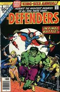 Defenders (1972) Annual 1