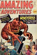 Amazing Adventures (1961 1st Series) 5