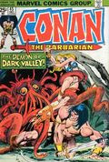 Conan the Barbarian (1970 Marvel) 45