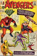 Avengers (1963 1st Series) 2