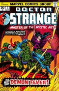 Doctor Strange (1974 2nd Series) 7