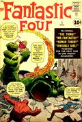 Fantastic Four (1961 1st Series) 1