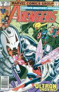 Avengers (1963 1st Series) 202