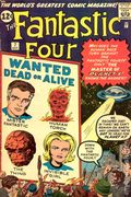 Fantastic Four (1961 1st Series) 7