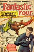 Fantastic Four (1961 1st Series) 10
