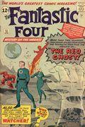Fantastic Four (1961 1st Series) 13