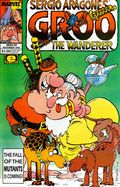 Groo the Wanderer (1985 Marvel) 34