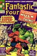 Fantastic Four (1961 1st Series) 25